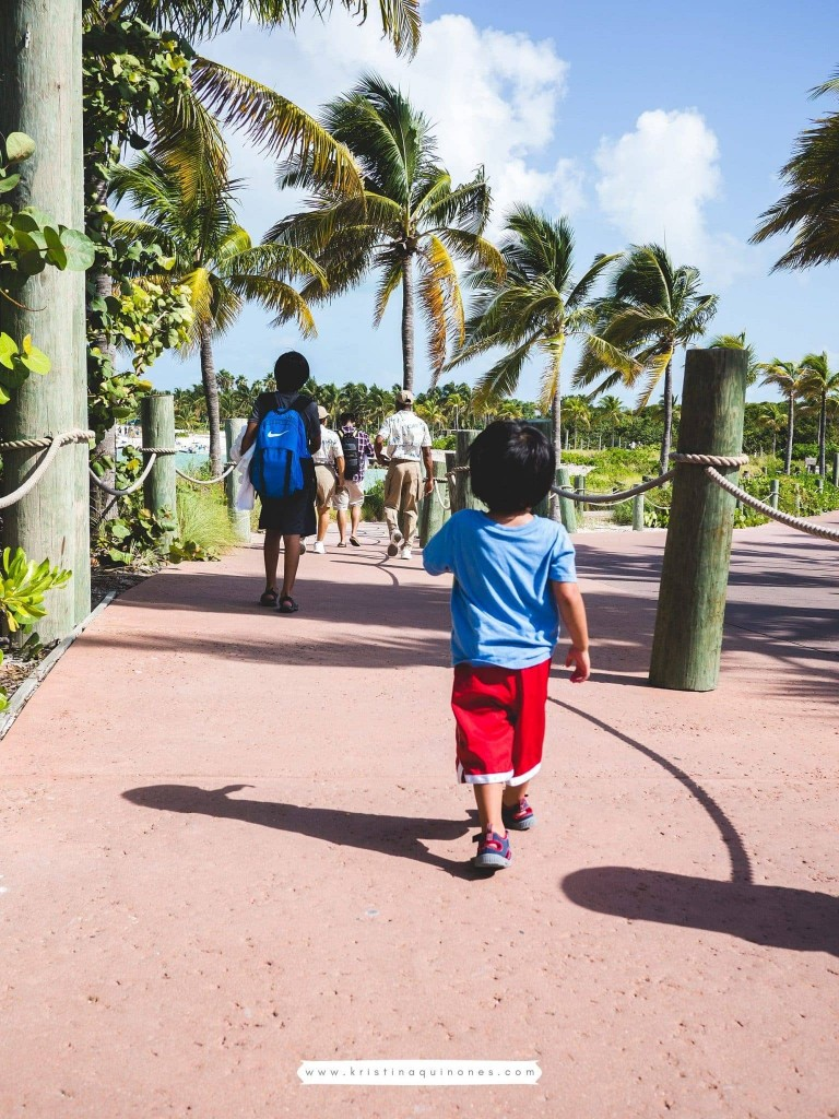 Disney Cruise Line - Disney Dream - Castaway Cay