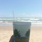 A Hurricane from Clayton's on South Padre Island