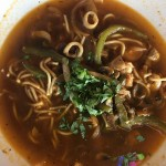 Cap'n Roy's Blackened Seafood Soup - South Padre Island Restaurants