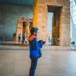Metropolitan Museum of Art for kids - Temple of Dendur