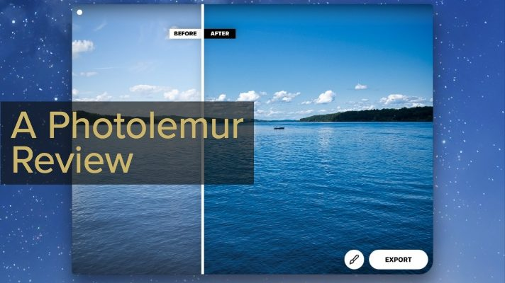 Photolemur photo enhancement software review