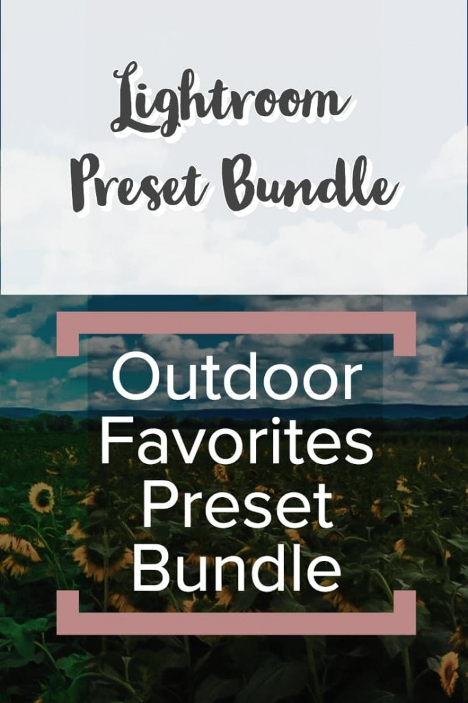 Lightroom Preset Bundle - Outdoor Favorites