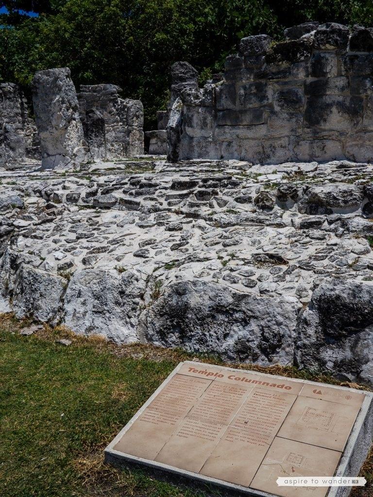 El Rey Archaeological Zone, Cancun
