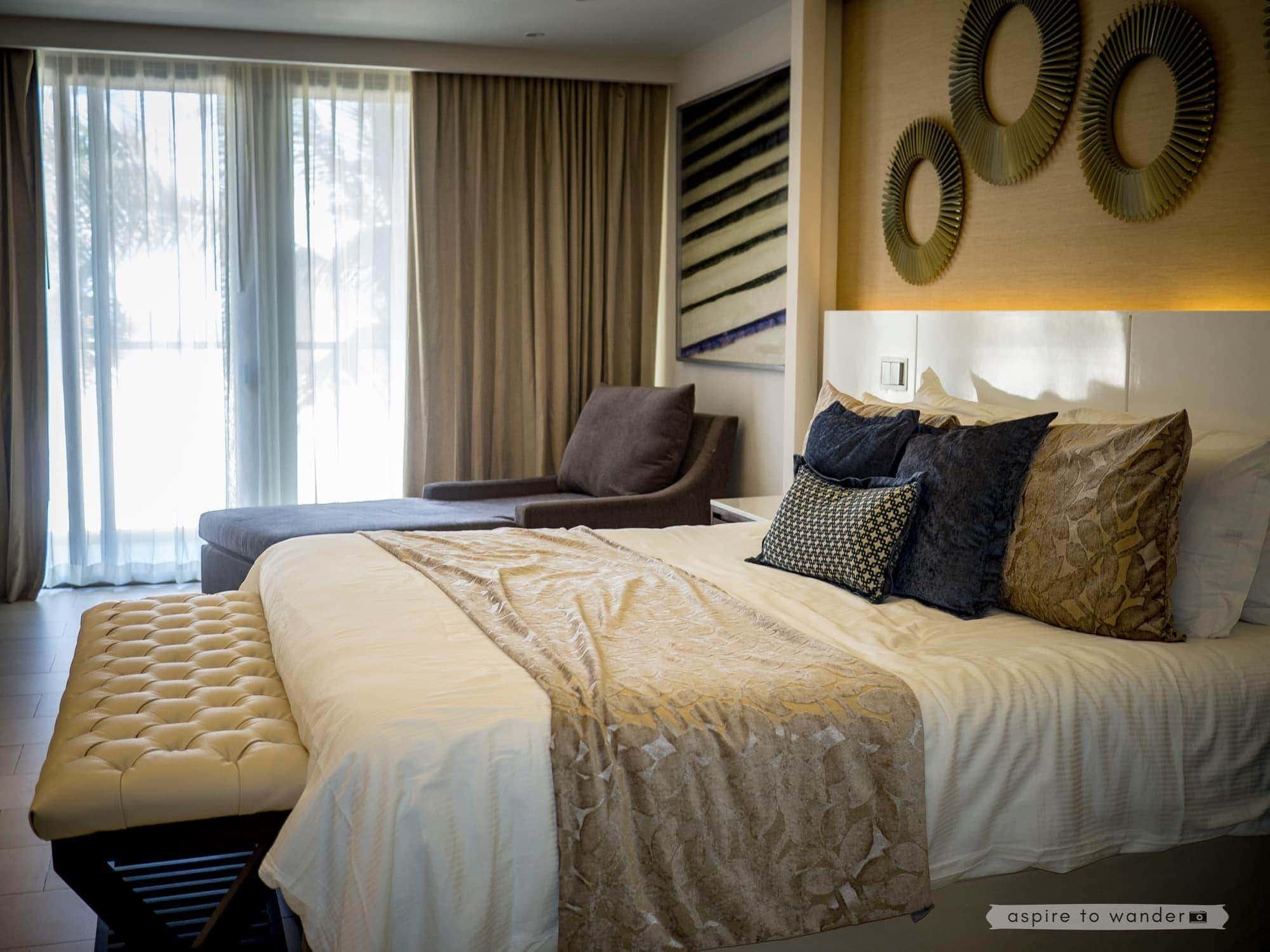 Royalton Riviera Cancun - Diamond Club Luxury Presidential One Bedroom Suite