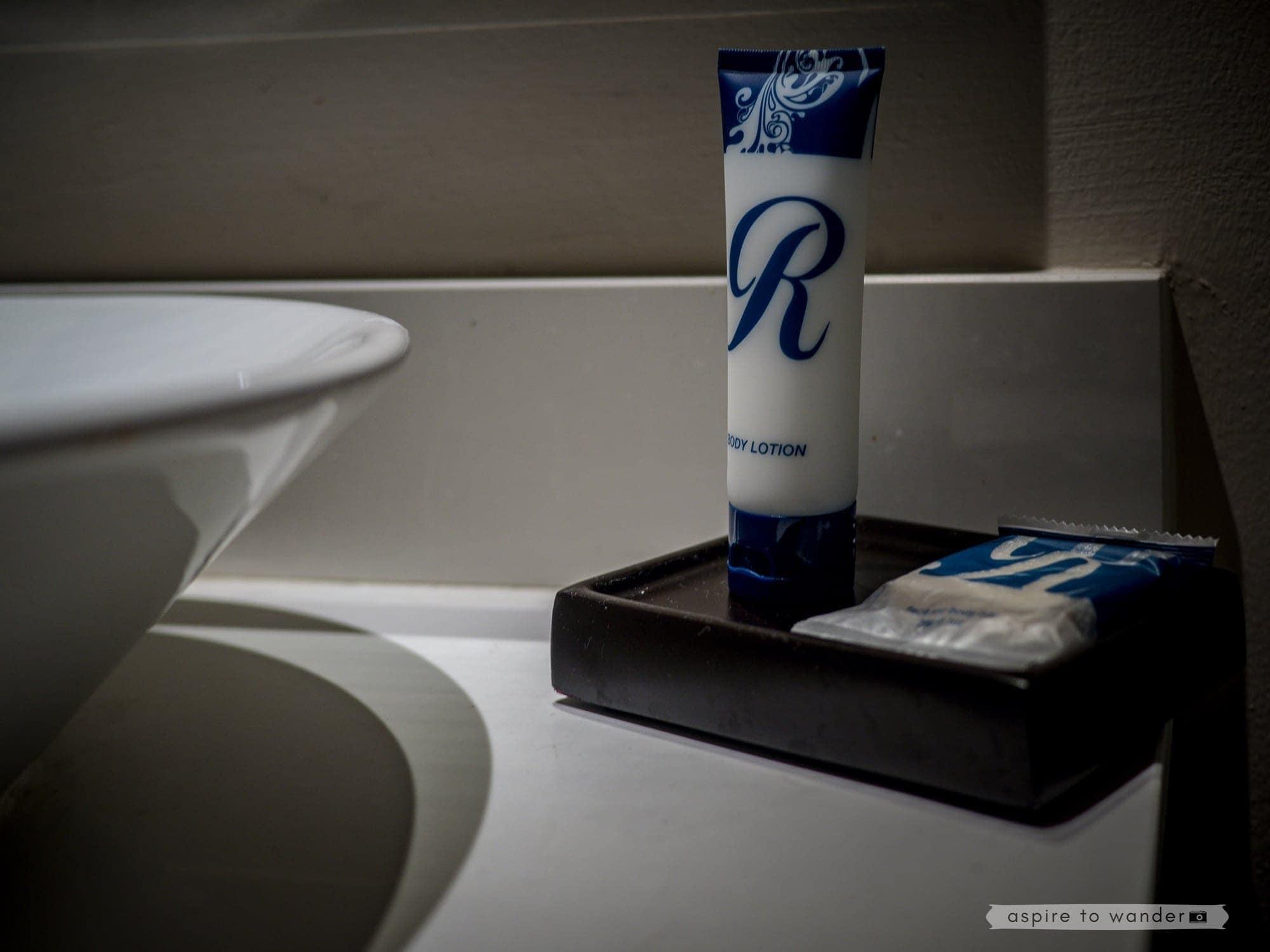 Royalton Riviera Cancun - toiletries