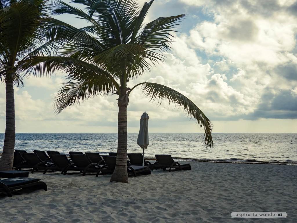 Royalton Riviera Cancun - beach