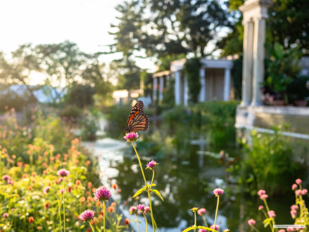 NYC Day Trips - Untermyer Gardens in Westchester