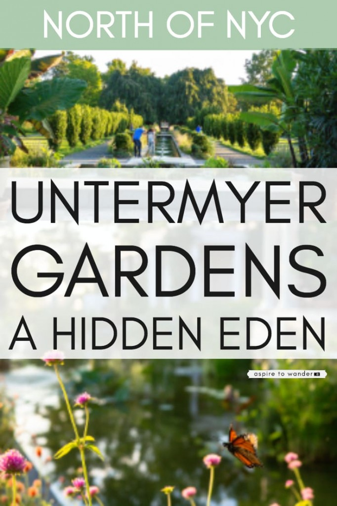 Untermyer Gardens in Yonkers New York