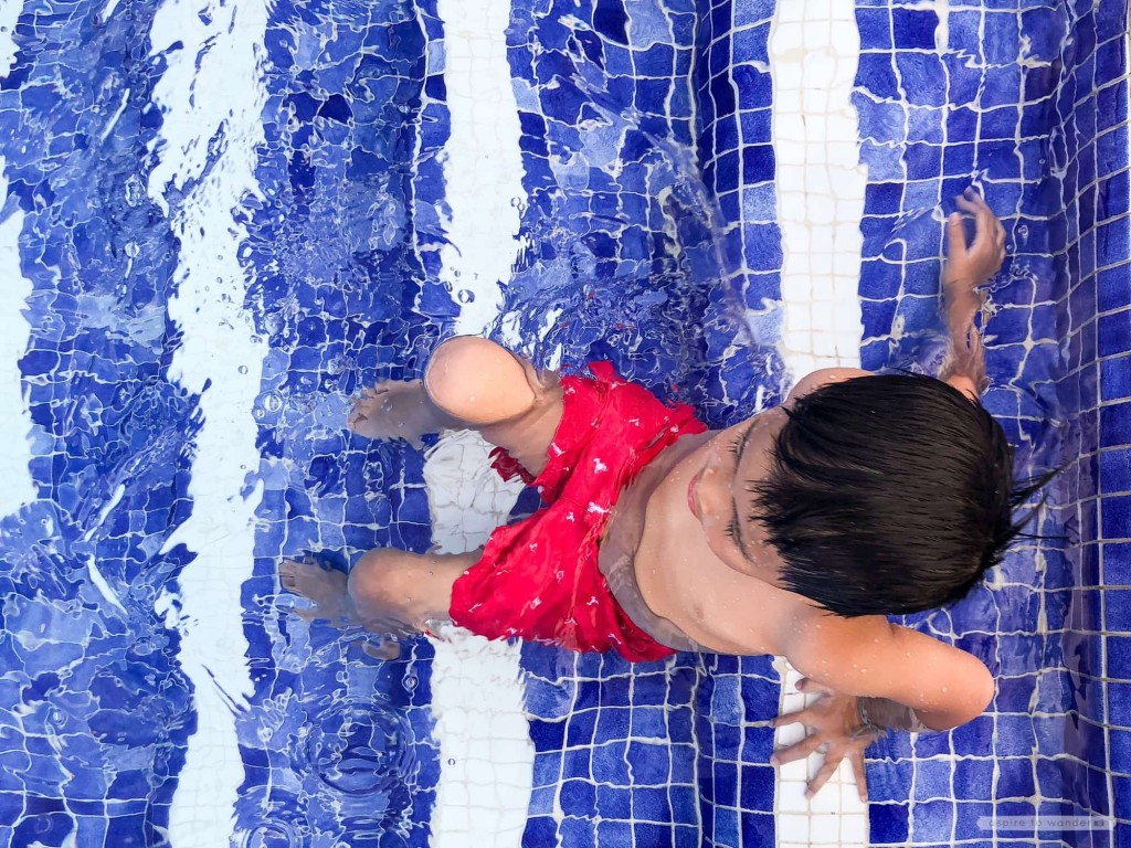 fun in the pool at the Royalton Riviera Cancun Resort and Spa