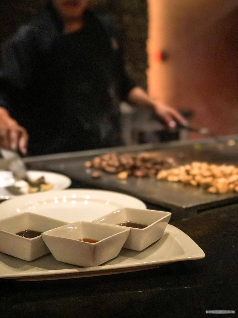 Royalton Riviera Cancun - Zen teppanyaki hibachi restaurant
