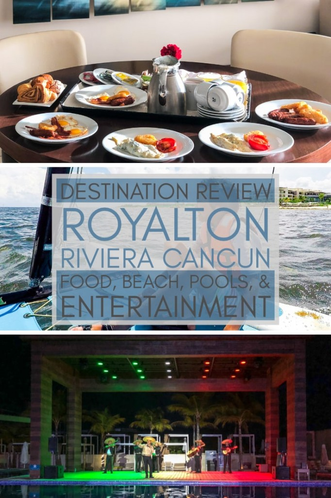 Royalton Riviera Cancún Resort and Spa: Read about the food, beach, pools, and entertainment at this luxury all-inclusive resort in Quintana Roo, Mexico