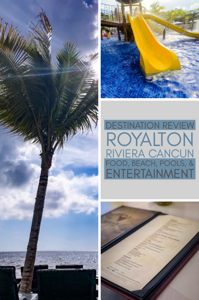 Royalton Riviera Cancún Resort and Spa: Read about the food, beach, pools, and entertainment at this luxury resort near Cancún