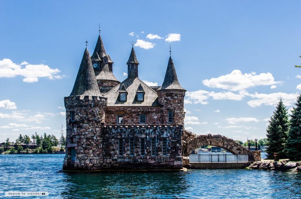 Boldt Castle, Thousand Islands, New York