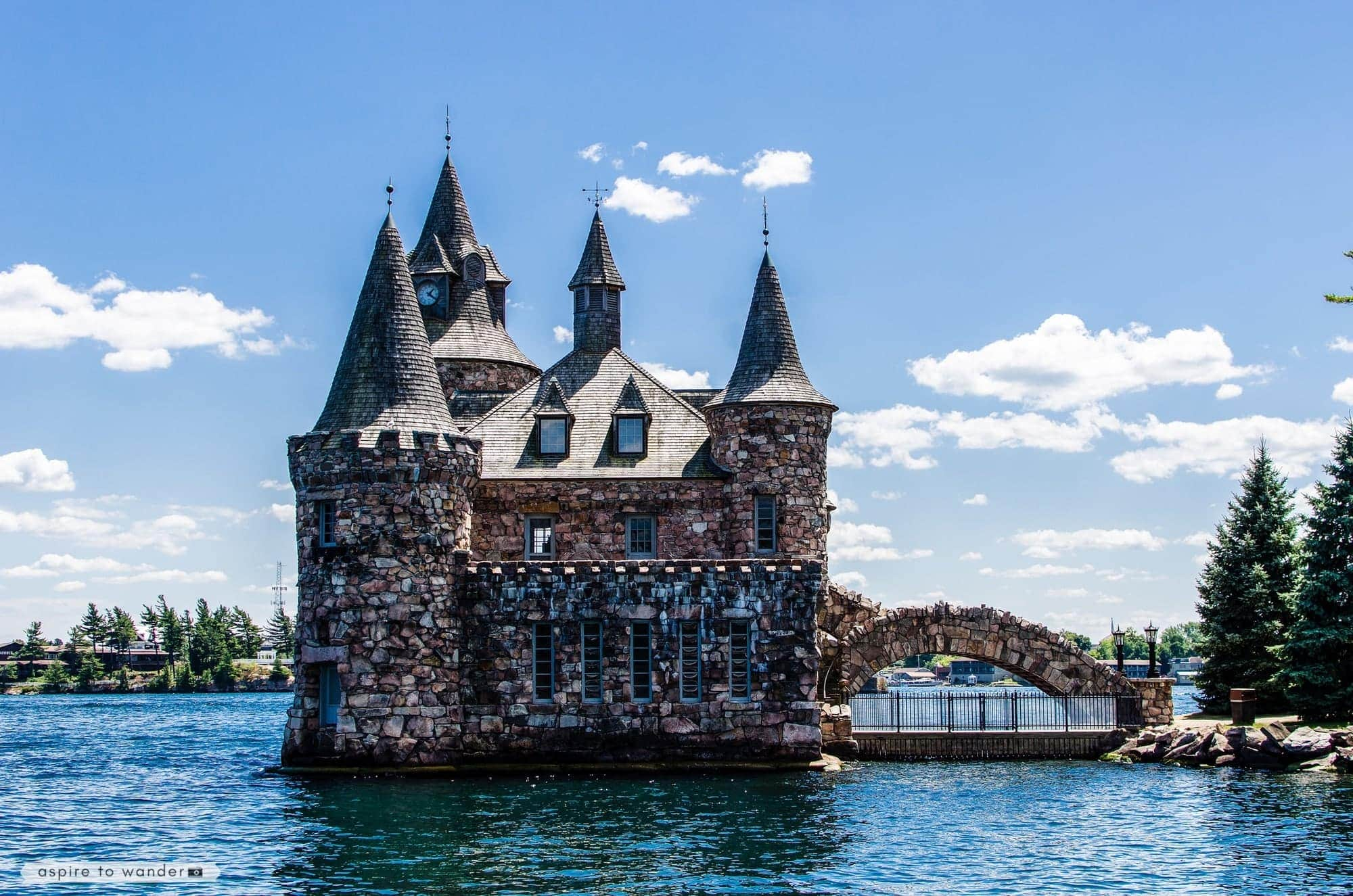 Boldt Castle - The Thousand Islands