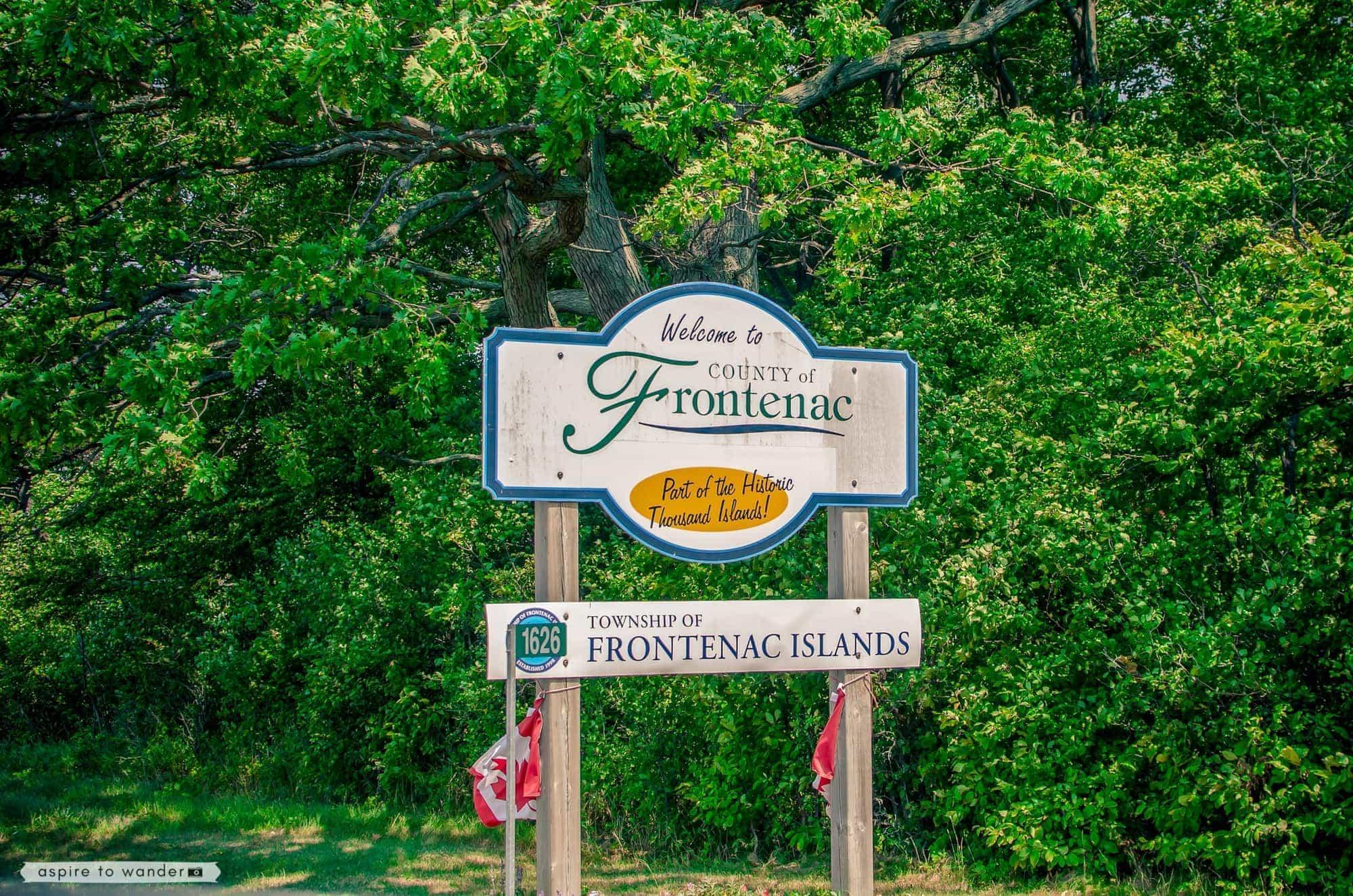 Wolfe Island - Frontenac Islands - Thousand Islands