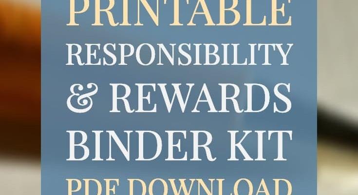 printable chore chart pdf download