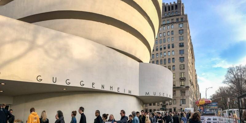 Solomon R. Guggenheim Museum - New York City