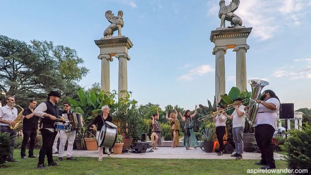 The Great Forgotten Garden Party | Atlas Obscura x Untermyer Garden