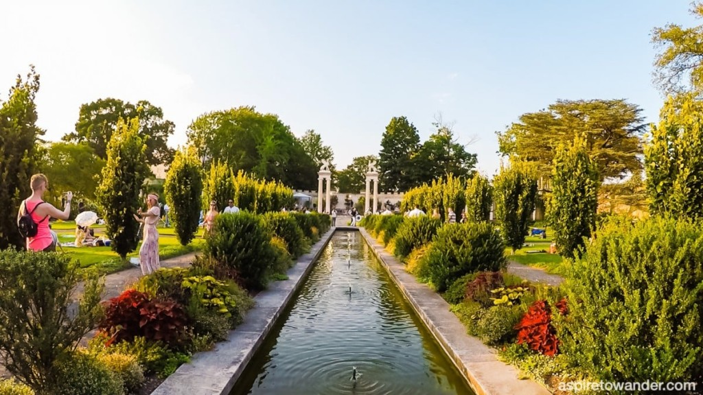 The Great Forgotten Garden Party 2019 | Atlas Obscura | Untermyer Garden