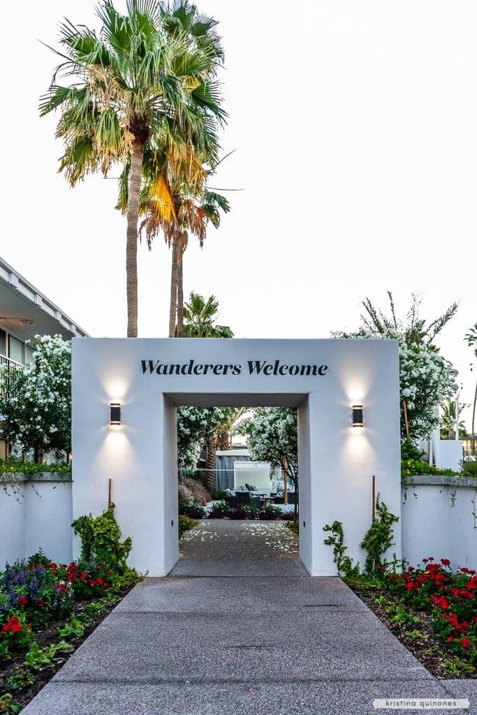Wanderers Welcome | Hotel Adeline | Scottsdale, Arizona