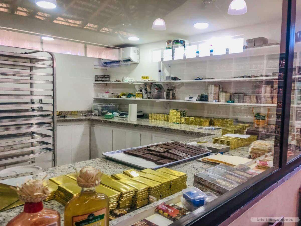 Mundo Autentico - Chocolate Factory