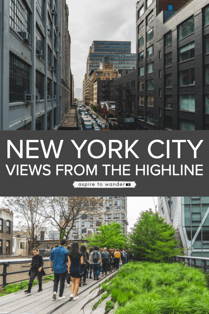 New York City - Views from the High Line