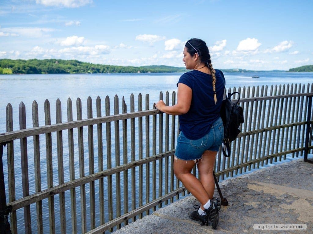 Saugerties Lighthouse Conservancy   Ulster County   Hudson River   New York