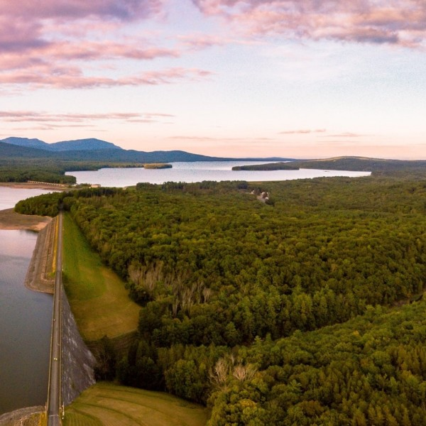 Ashokan Reservoir | Ulster County | Upstate New York