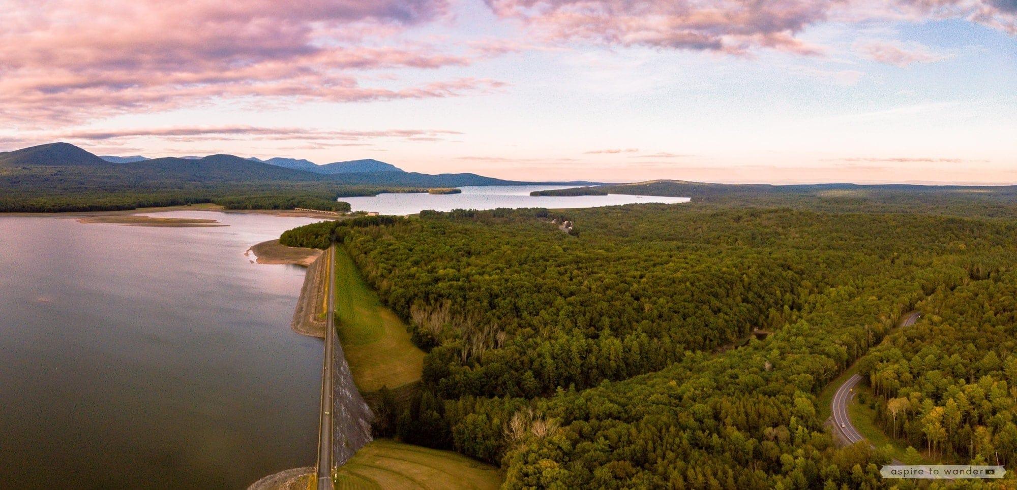Ashokan Reservoir | Ulster County | Upstate New York