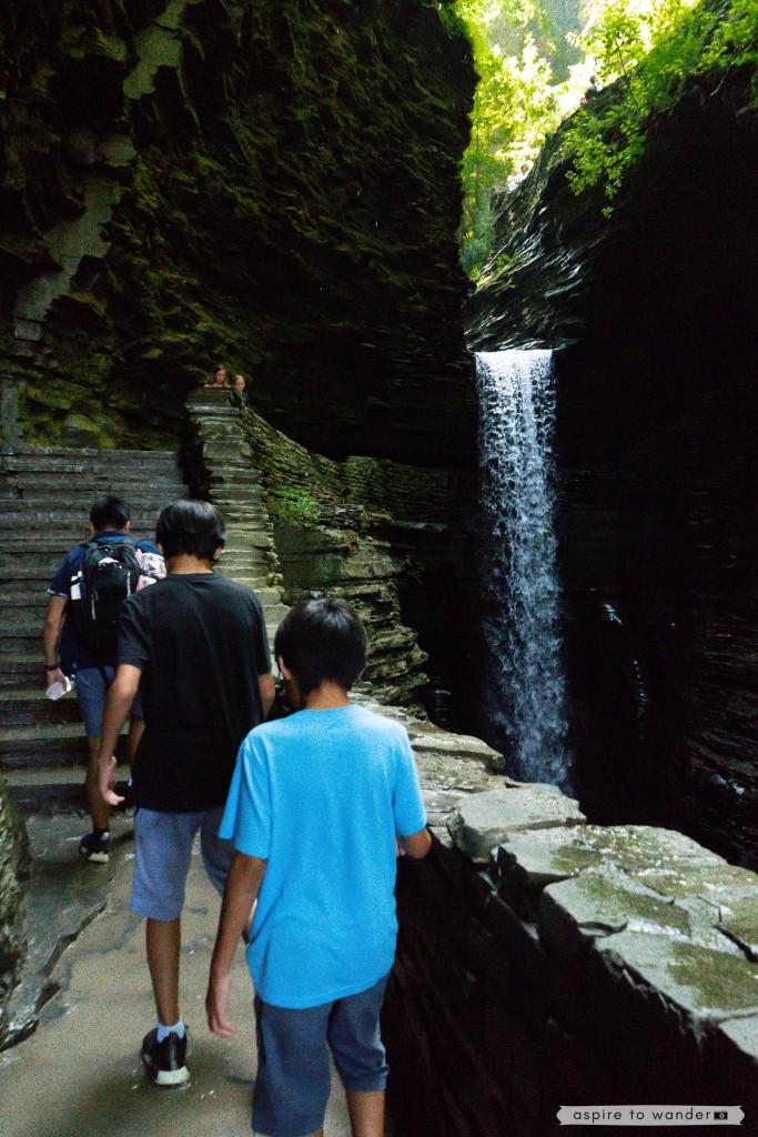 Watkins Glen State Park | Schuyler County | Finger Lakes | New York