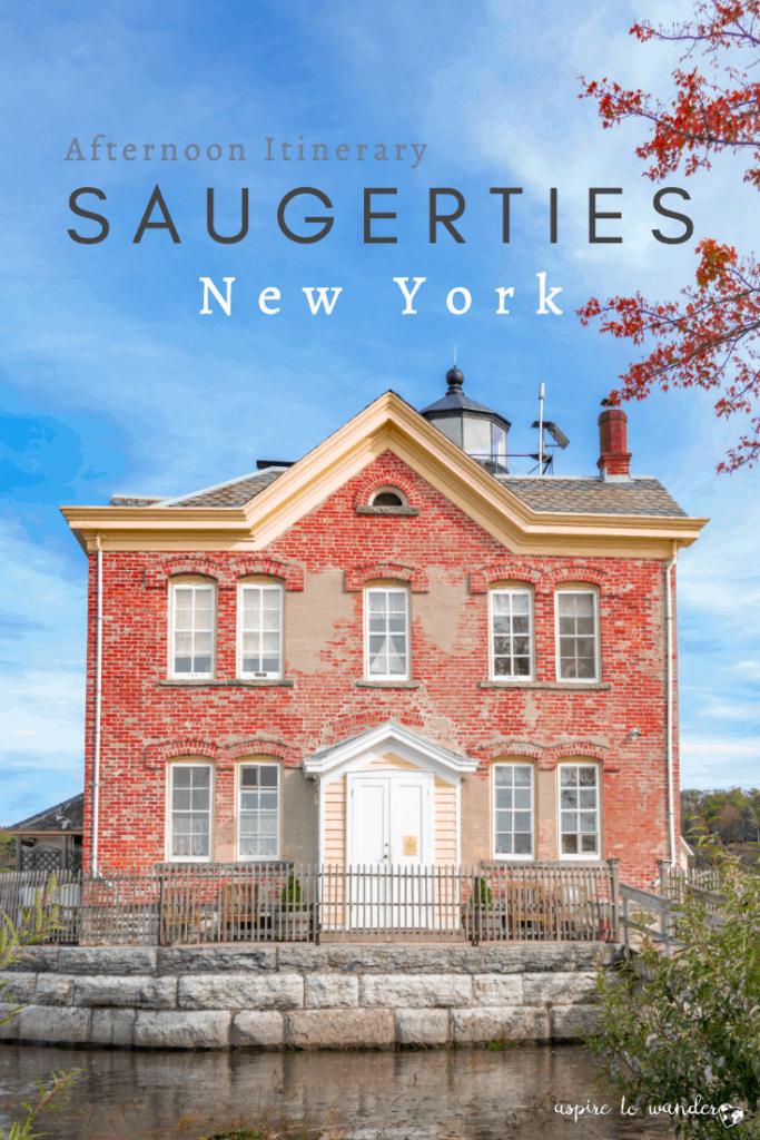 Saugerties Lighthouse   New York